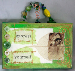 Green Cubette - Express Yourself