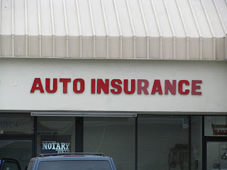 An Auto Insurance Store