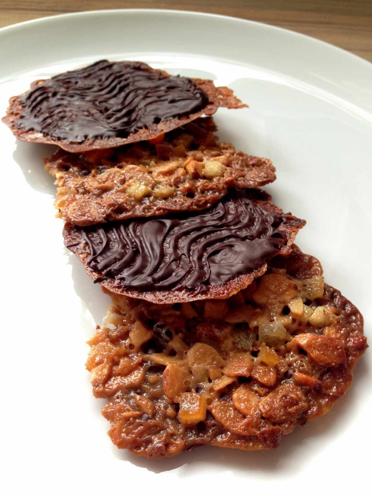 Great british bake off florentines