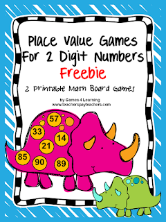 https://www.teacherspayteachers.com/Product/Place-Value-Games-691196