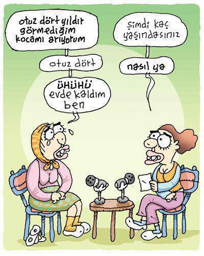 Karikatürü facebookta gördüm,yapan kişi çok güzel yapmış:))