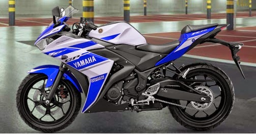 yamaha r25 racing blue