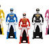 Power Rangers Megaforce - 'Rangers Keys' no futuro
