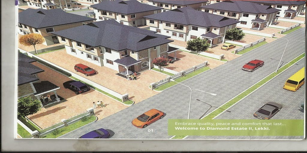 LEKKI PROPERTIES: LAND & HOUSE FOR  SALE