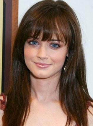 Hairstyles Rectangular Faces : ... line haircuts to flatter your face shape part iii long and oval faces