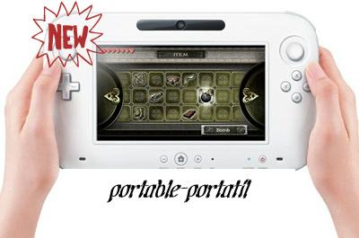 Portable Port Til Nova Consola Nintendo Wii U