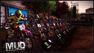 Screenshot MUD FIM motocross world championship
