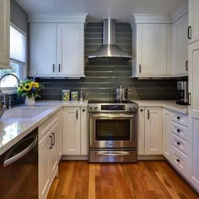 Dapur Mungil dengan Gaya Luar Biasa | rumah idamanku