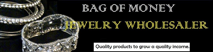 Bag Of Money Jewelry Wholesaler