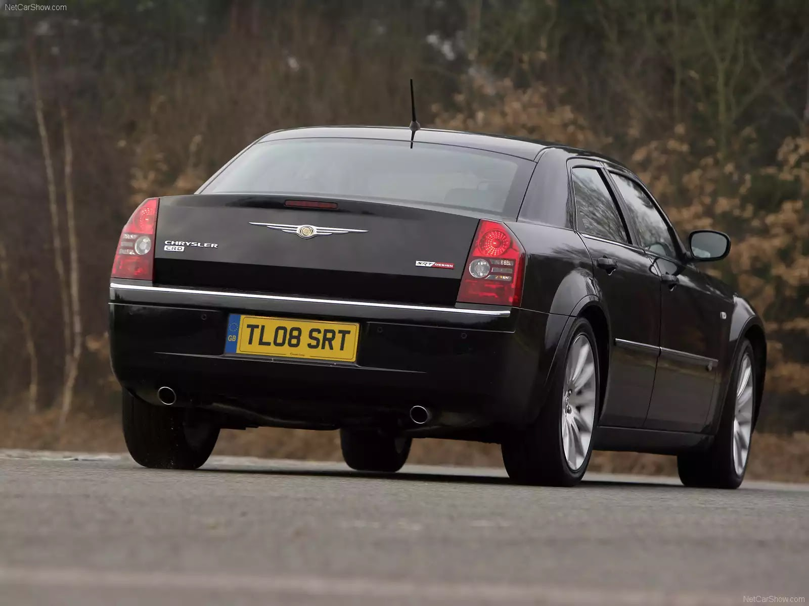 Hình ảnh xe ô tô Chrysler 300C SRT UK Version 2008 & nội ngoại thất