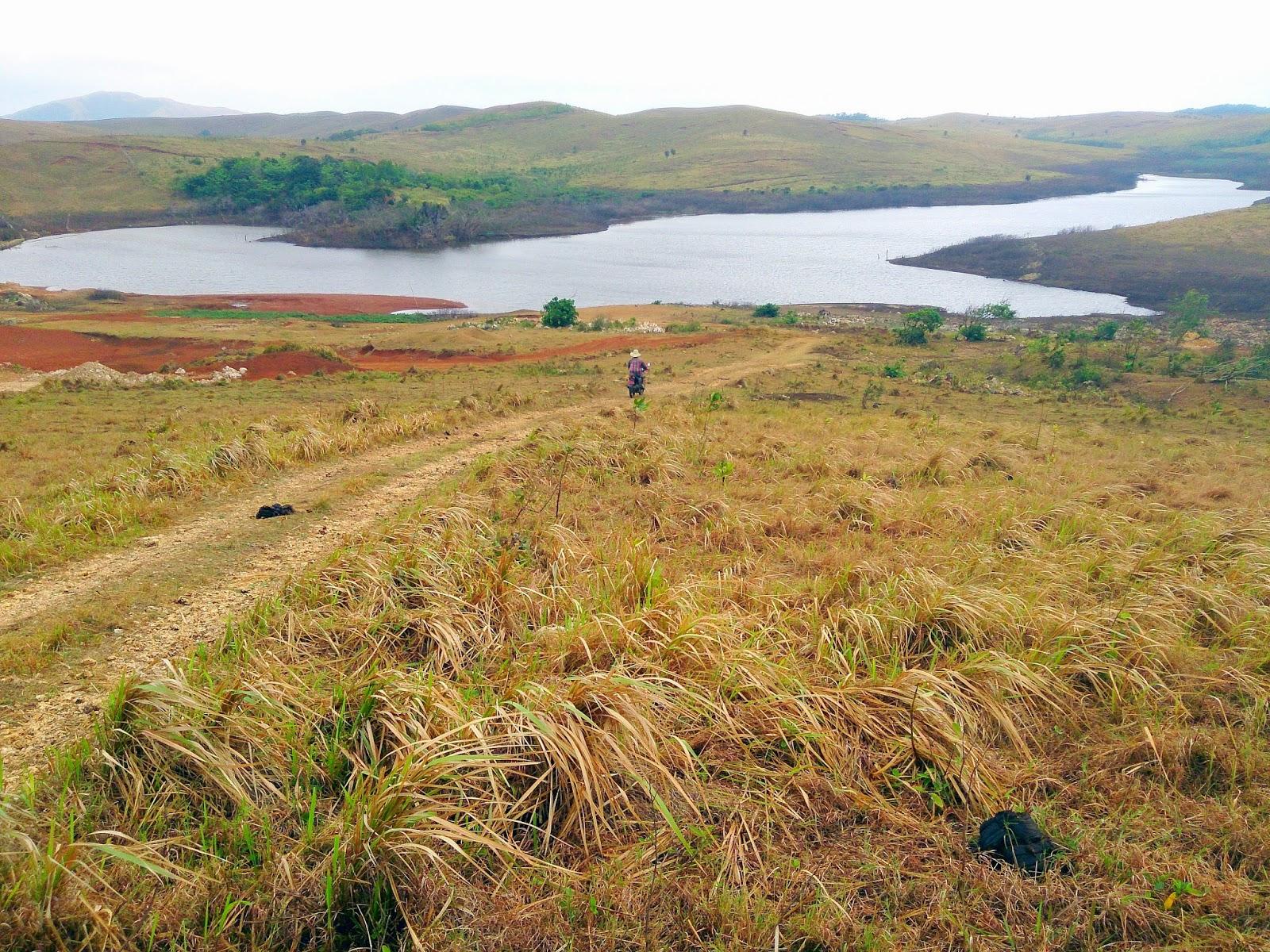 Kavaywan Lake, Itbayat, Batanes