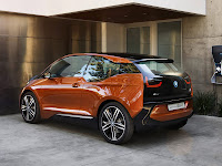 2012 BMW i3 Coupe Concept car pictures 2