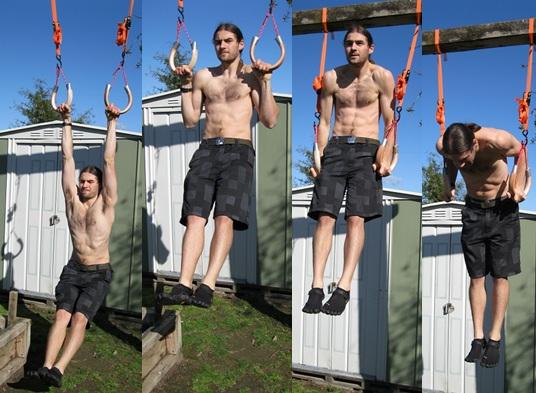 Backyard Gymnastic Rings : Alfa img  Showing > DIY Outdoor Gymnastic Rings