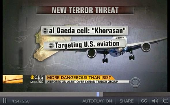 Teroris Khorasan Grup, Elit Al-Qaeda Akan Menyerang AS dan Sekutu