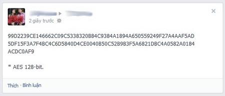 """Mẹo hay gửi """"mật thư"""" độc đáo cho bạn bè trên Facebook"""