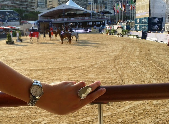 LONGINES Conquest, Global Champions Tour 2014 Montecarlo, pro-am cup, equitazione, show jumping