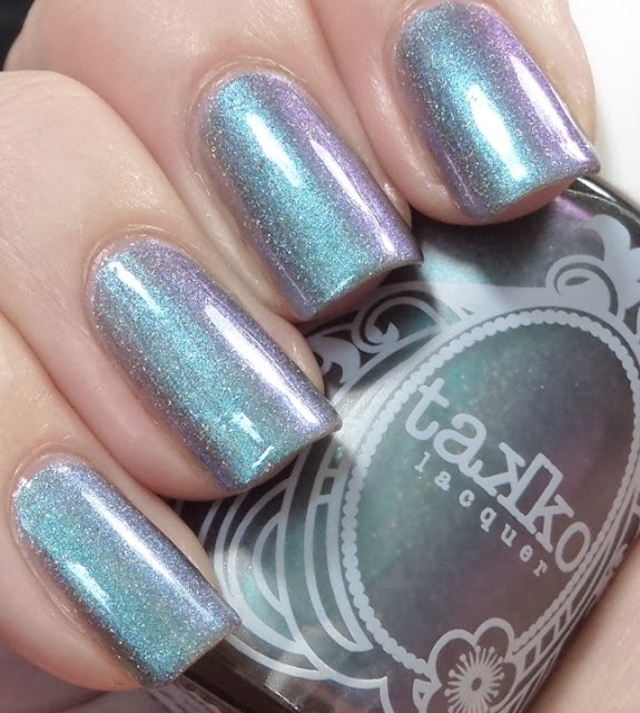 Kaleidoscope Eyes, Takko Lacquer, swatch