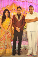 Celebraties at Actor Bharat n Jessy Wedding Reception Photos+%252831%2529 Actor Bharath n Jessy Wedding Photos