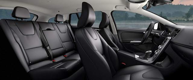 Volvo V60 T5 Kinect 2015 - interior