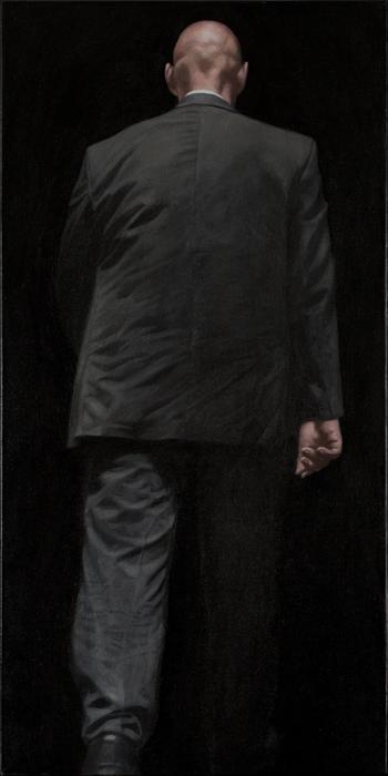 Roman Tolici. Nobody. Pintura | Paintings