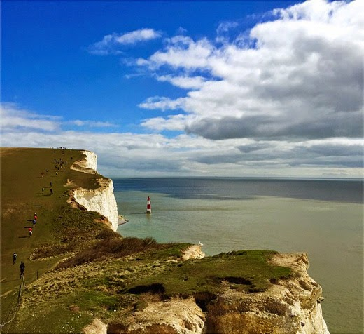 Beachy head view