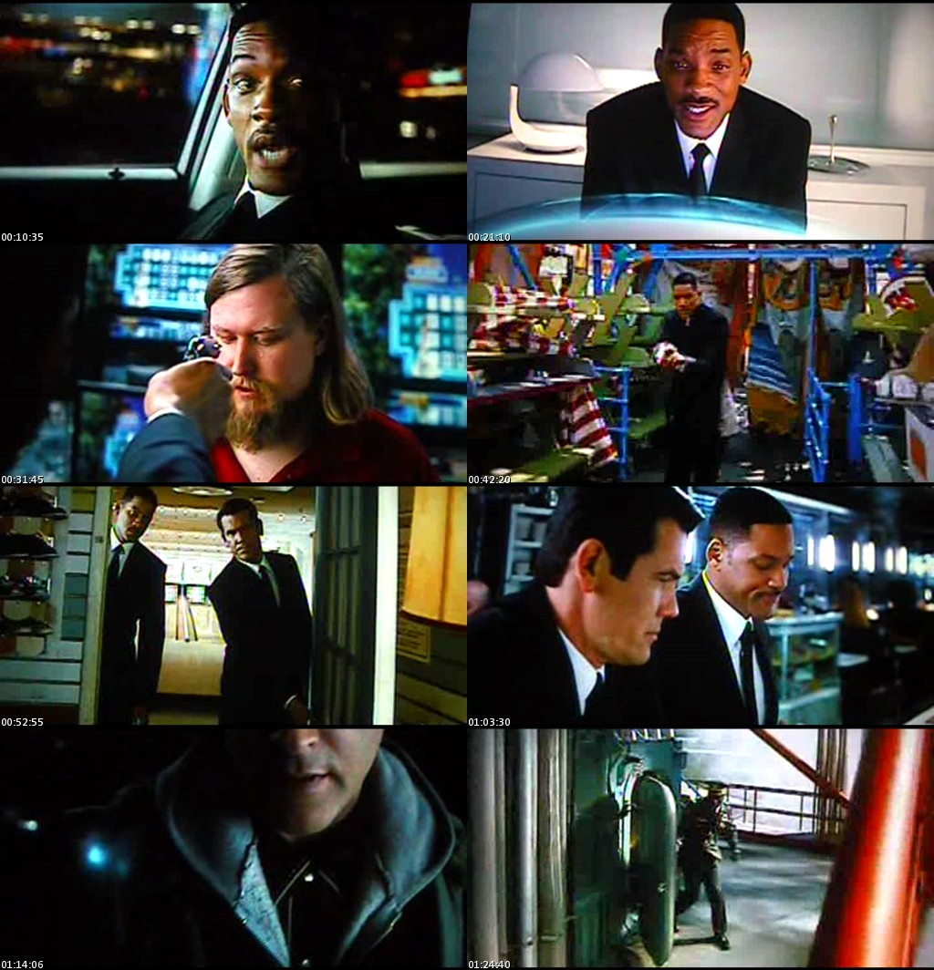 Men in Black 3 (2012) [TScreener] [Latino]