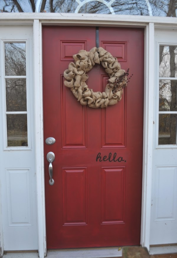 hello front door