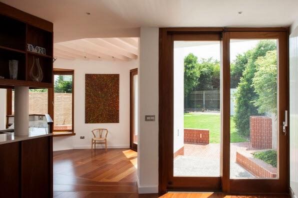 Ampliaciones de casas con dise os y planos de los cambios for Ambientes interiores de casas