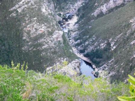 Outeniqua-Keurbooms-river