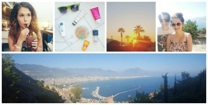 Alanya, Turkey Photo Diary | Colours and Carousels - Scottish Lifestyle, Fashion & Beauty Blog
