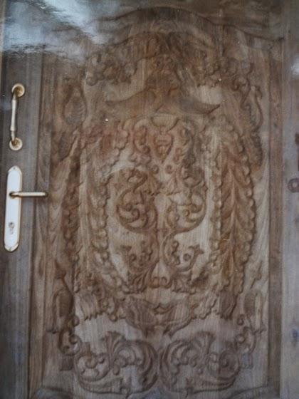 Wooden Door Kerala Model