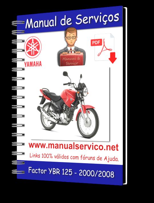 Manual De Taller Yamaha Ybr 125 Pdf Download