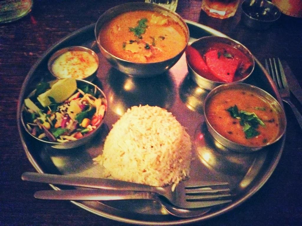 Thali Cafe Bristol by Avon Gorged