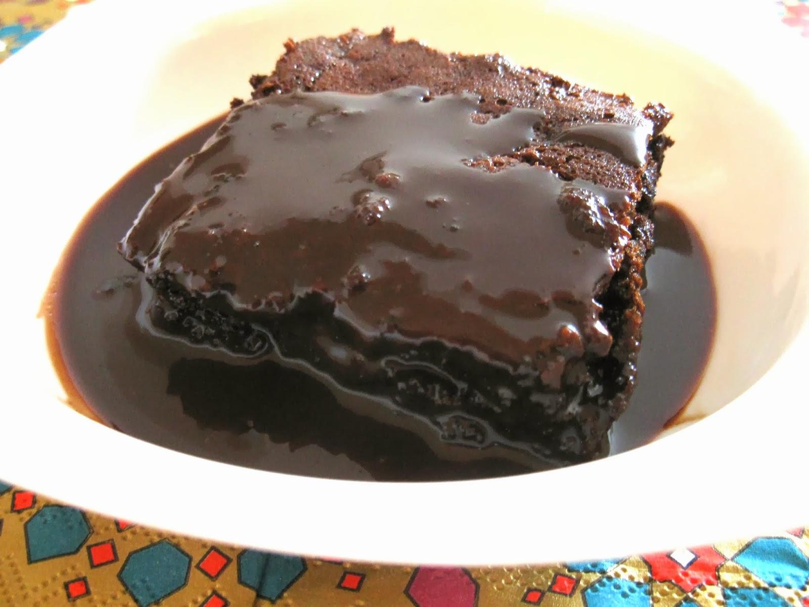 Ma cuisine...sans prétention: Pouding au chocolat