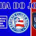 Ficha do jogo: Bahia 2x0 U. César Vallejo - Copa Sul-americana 2014
