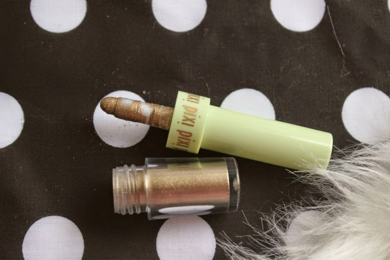 New Pixi Fairy Dust Shades for 2015