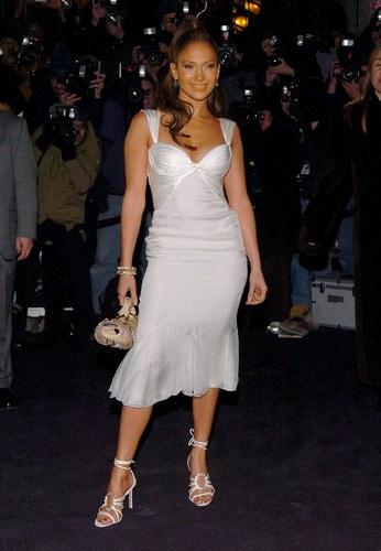 Fashion World Jennifer Lopez Reveals Her Inspiration