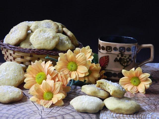 Biscuiti aromati cu dovleac