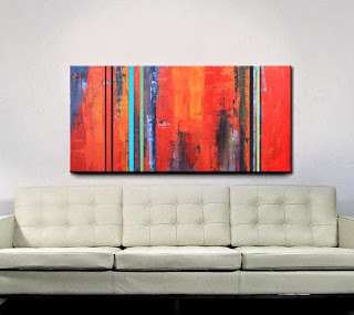 Abstract Art Painting Studios