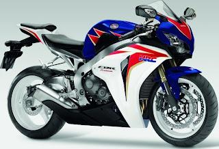 2011 Honda CBR1000RR Fireblade Sports Pack