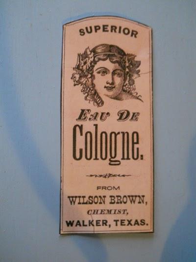 dreamingincolor Vintage Cologne Bottle -> Vintage Möbel Köln