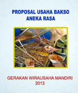 goreng contoh comment on this picture proposal usaha bakso contoh