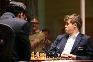 Echecs : Magnus Carlsen a rendez-vous avec l'Histoire - Photo © site officiel