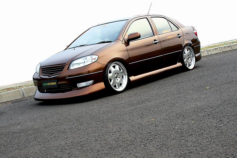 Photo Vios Modifikasi