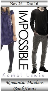 {Review+G!veaway+Top10} Impossible by Komal Lewis