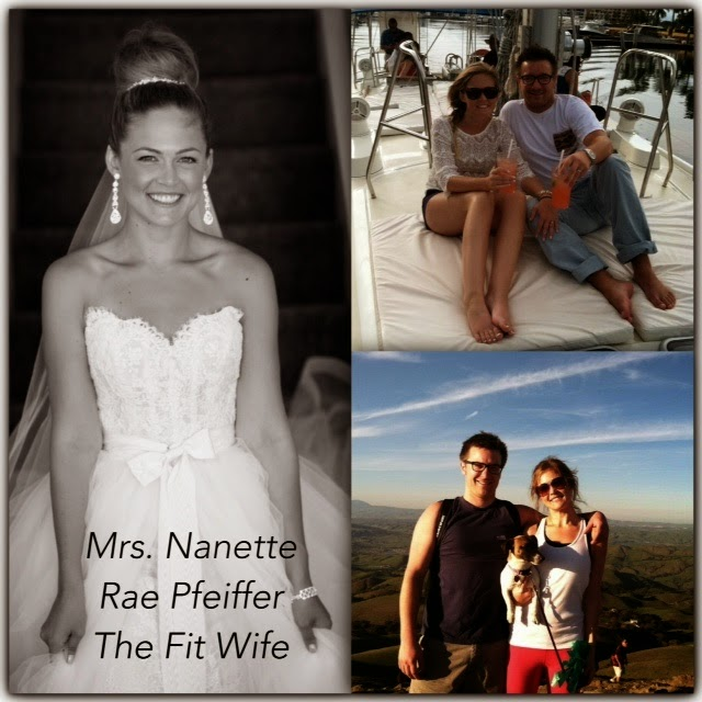 Mrs. Nanette Rae Pfeiffer: The Fit Wife