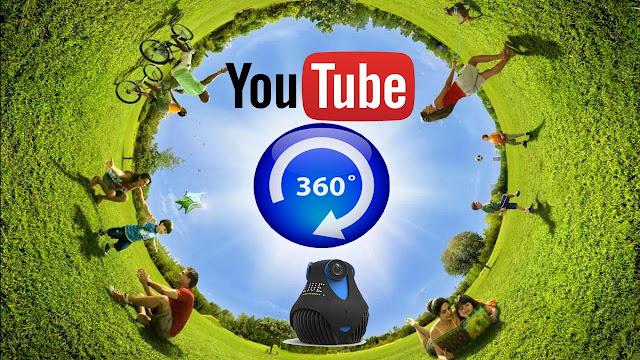تعرف على تقنية تصوير الفيديو «360 درجة»