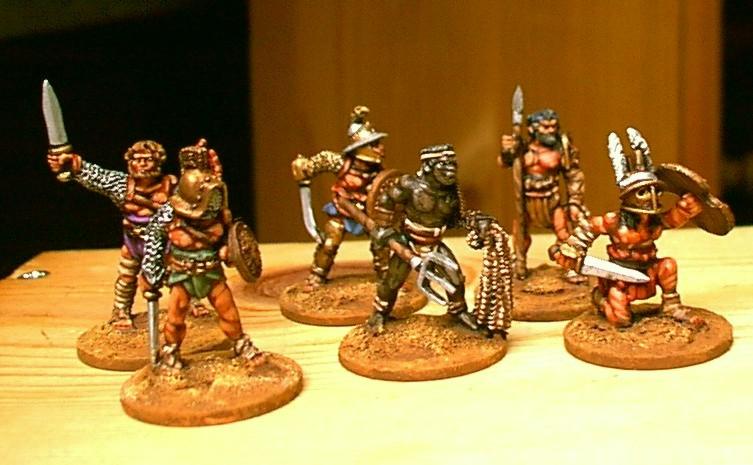 [Liens] Armées romaines d' autres joueurs - Page 2 Gladiators+(3)
