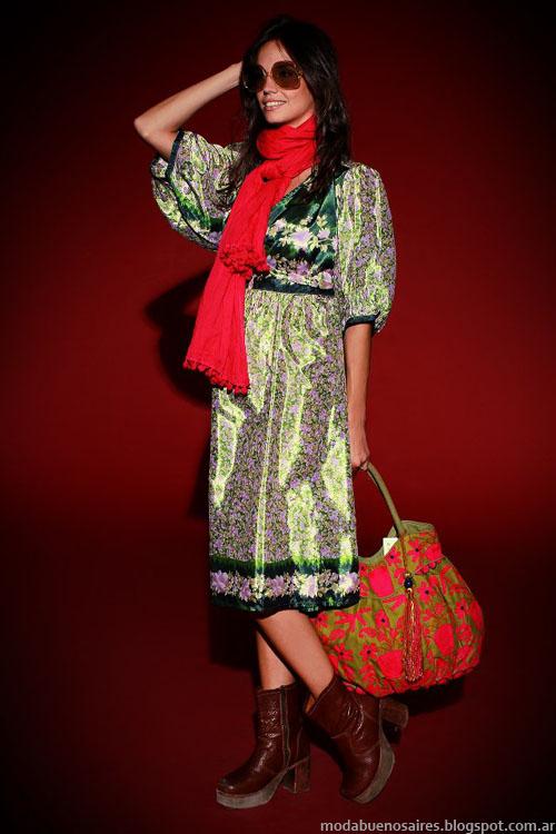 Coleccion Sophya invierno 2013 moda