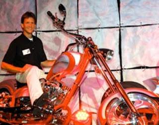 Beck's Hybrids Orange County Chopper Bikes